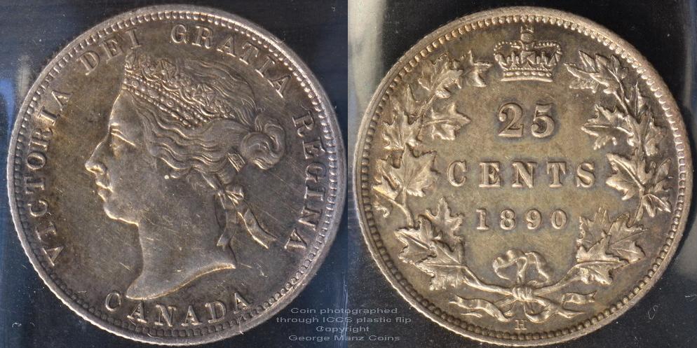 George Manz Coins